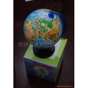直径14.15mm塑料地球仪 1:90000000塑料地球仪