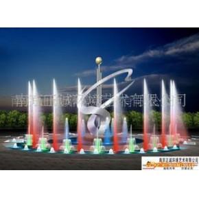 各类喷泉设计 喷泉制作 程控喷泉