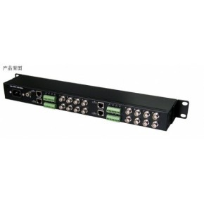 16路无源双绞线视频传输器UTP116AR