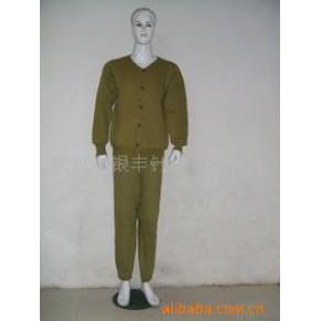 军用全棉绒衣绒裤,棉衣棉裤,军大衣救灾物质