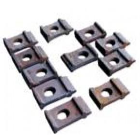 河北伟基专业生产扣板、道钉、挡板、尼龙挡板座、弹条