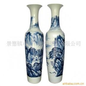 DHP-060 景德镇青花仿古花瓶大花瓶装饰花瓶