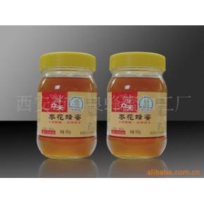 500g纯天然枣花蜂蜜 众天