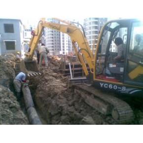 上海嘉定区挖掘机出租