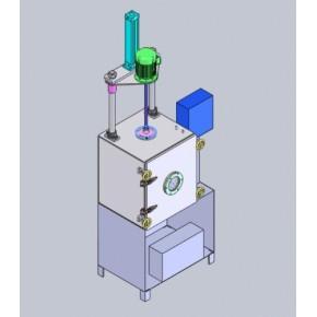 山东鑫杰新型简易式真空搅拌机、化工搅拌机、真空搅拌机