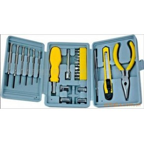瑞德迷你组套工具,小三折五金工具套装 组合工具 礼品工具