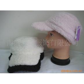 纯手工珠钉日版春款女士帽子批发
