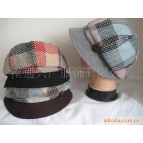 09新款时尚成人女士帽批发
