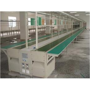 杭州输送机-双拼皮带流水线