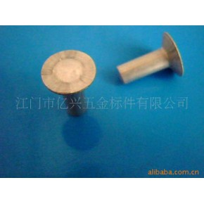 铝铆钉 3.7*10 平头铆钉