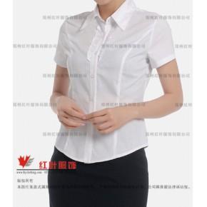 修身女衬衣-郑州红叶服饰有限公司