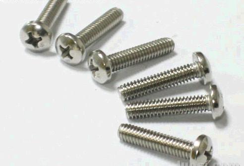 304不锈钢机螺钉