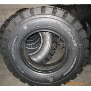 矿用井下防爆车专用实芯轮胎
