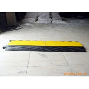 橡胶马道老四槽连接/橡胶板