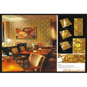酒店贴片,工程马赛克 林昊艺术玻璃