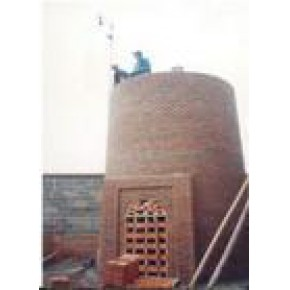 供暖站锅炉烟囱专业建筑公司