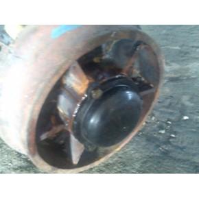 矿车轮轴防尘外盖