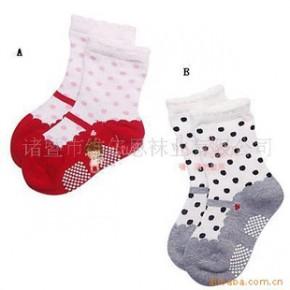 全棉童袜 地板袜 休闲袜