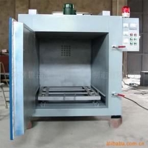 工业烤箱-台车式-济南鲁岳