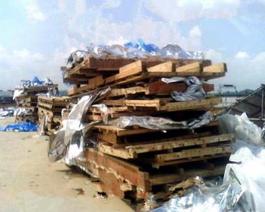 群峰 收购二手木箱