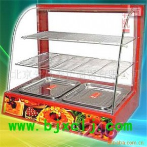 食品保温柜 展示柜 豪华型三层保温柜