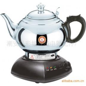 双金特电子泡茶壶0.8L-恒沸腾、不降温