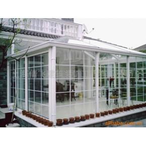 个性订做,塑钢型材阳光房,防辐射玻璃阳光房
