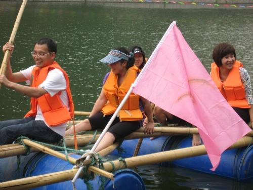 北京拓展训练水上休闲课程