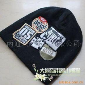 淘宝畅销针织帽子 成人帽
