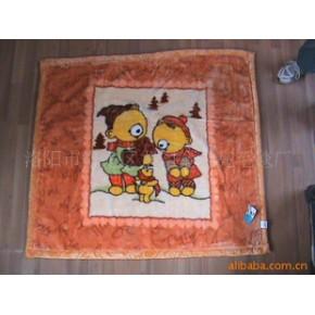 儿童毛毯 涤纶 1.2(cm)