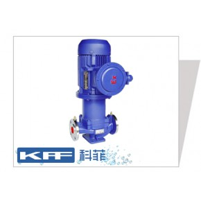 CQG-L型不锈钢立式管道磁力泵