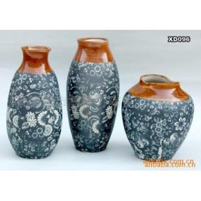-德镇瓷器家居摆件 花瓶