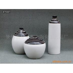 -现代陶瓷花瓶花插.日用陶瓷.文房用品