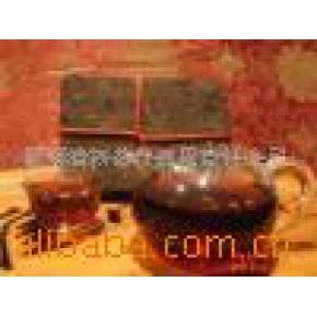 清梅陈香普洱老砖茶(97年)