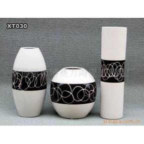 -陶瓷花瓶工艺品陶瓷装饰