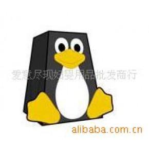 批发供应动漫卡通系列 QQ企鹅 立体纸模