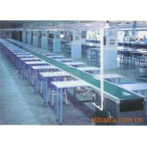为企业提供皮带线流水线,率先通过了ISO国际质量