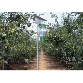 果园太阳能灭害虫方案设计
