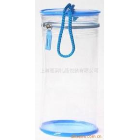 丝印透明PVC袋,礼品包装袋,PVC化妆品袋