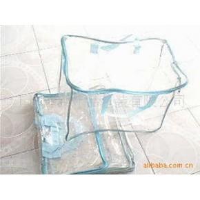 透明PVC袋+化妆品袋 PVC