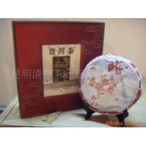 """中秋礼盒--清梅""""缘之""""普洱礼盒"""