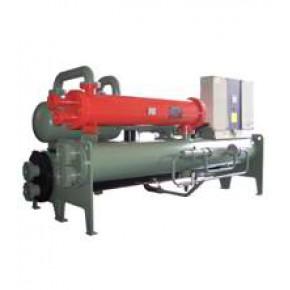 热回收水冷满液式螺杆冷水机组