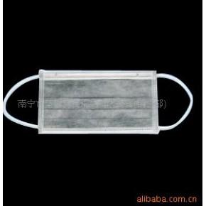 四层无纺布活性碳口罩 活性炭口罩