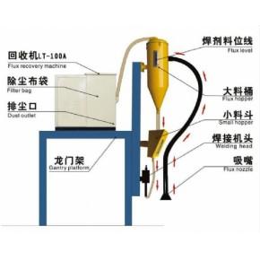 LT-100A焊剂回收机