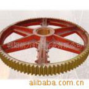 高锰钢、碳钢大型铸钢件--立窑齿轮
