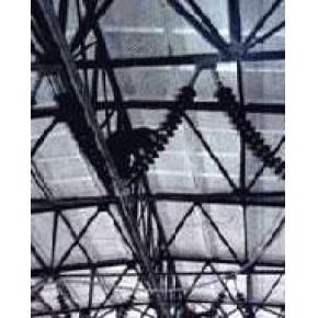 江苏秦高建安承接球形网架防腐、火车站钢结构网架防腐