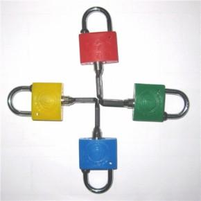 物业小区专用直开挂锁,保障
