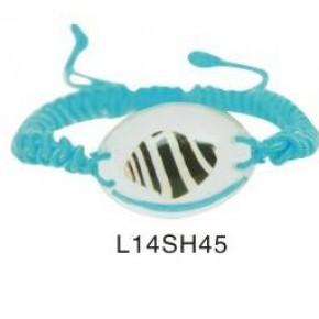 酷爱工艺制品厂家 海洋系列琥珀手链 纪念品
