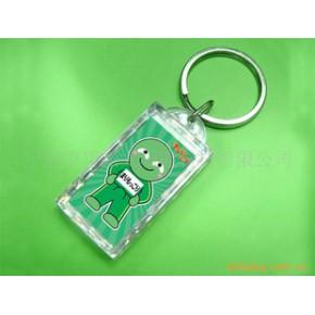 太阳能钥匙扣(图案接受订制)HTSK016B
