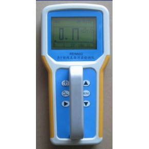 REN600 β、γ射线表面污染检测仪